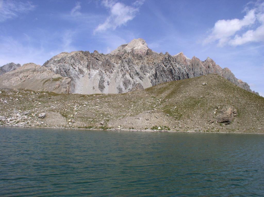 Panestrel dal Lac Bleu