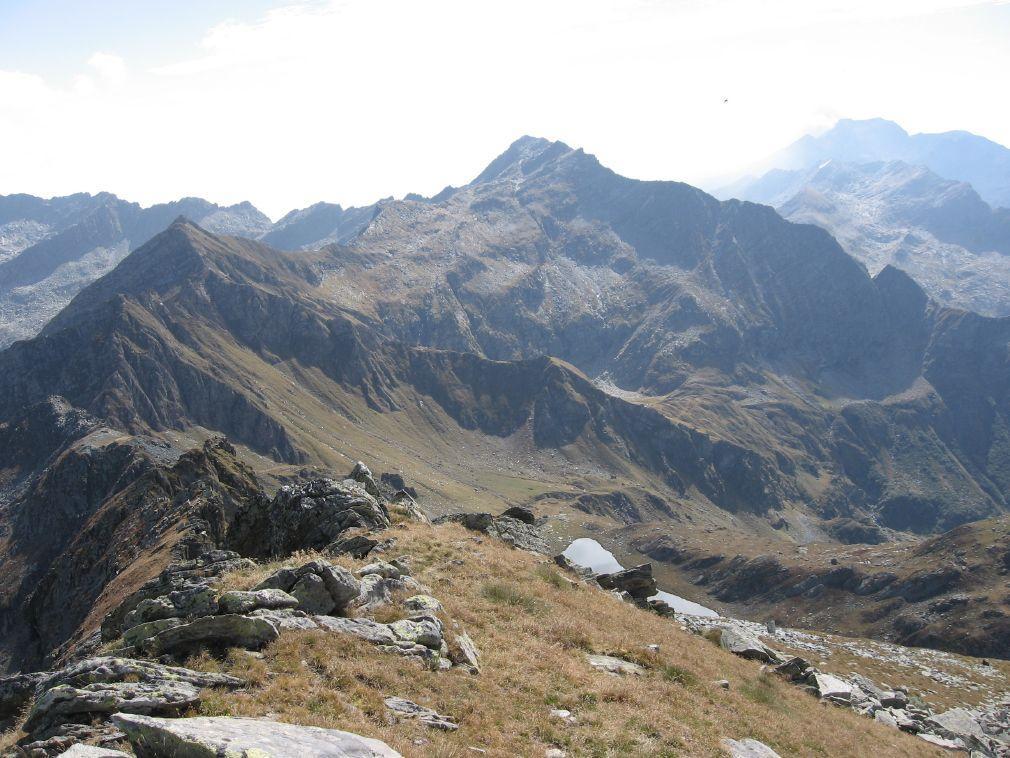 Panorama sul Monte Marzo