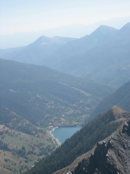 il lago di Pontechianale