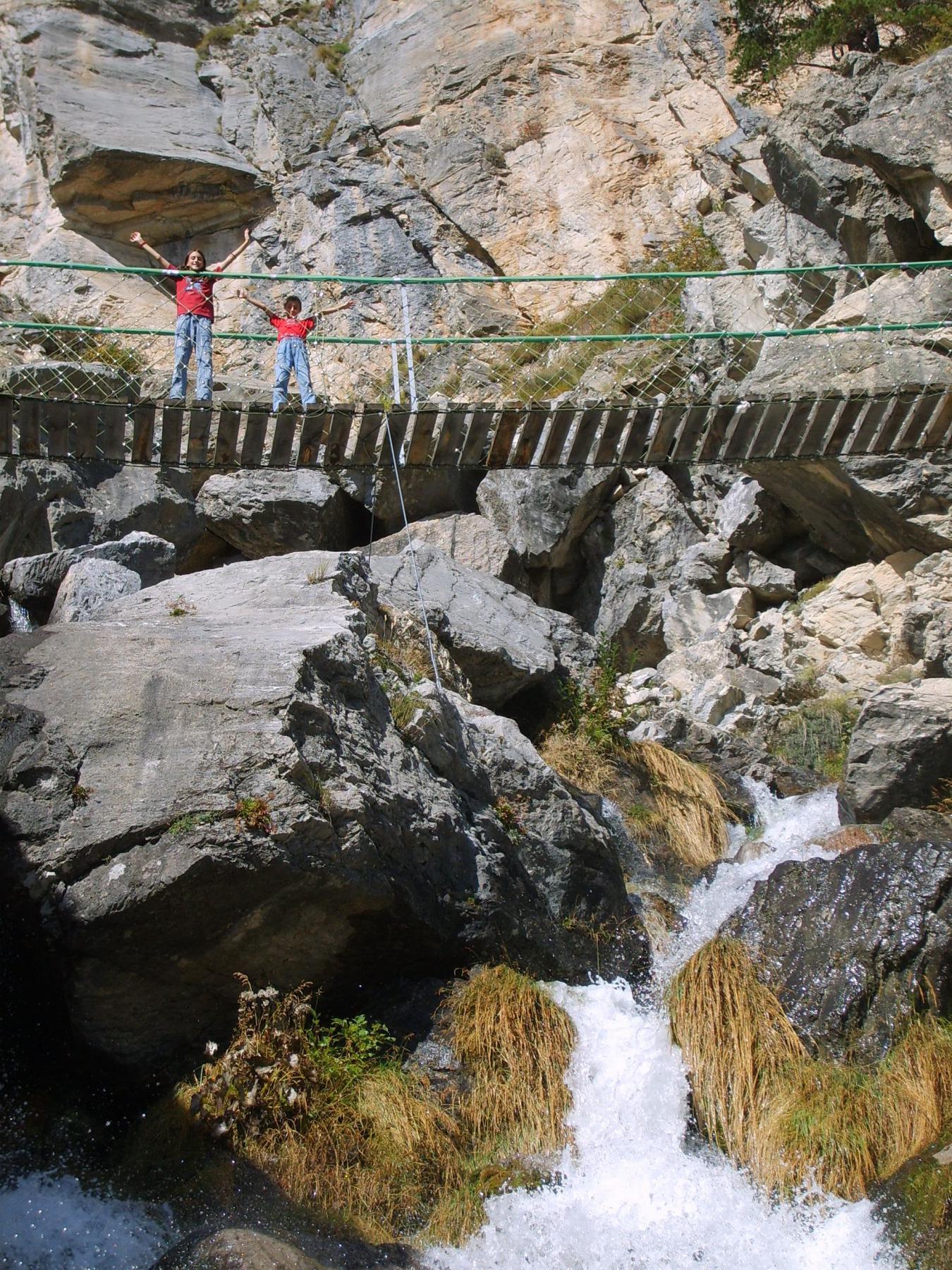 Sul ponte delle Vene