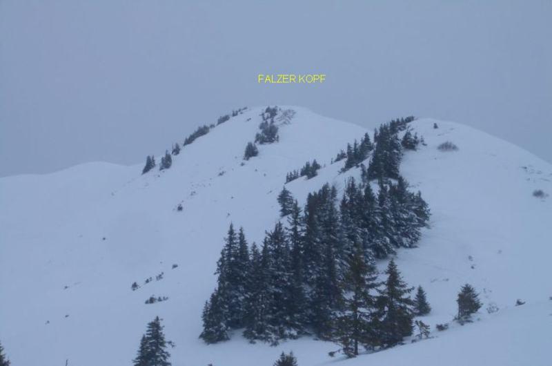 Falzer Kopf da Schoppernau 2007-03-12
