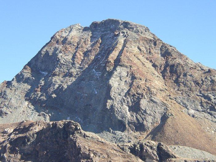Gran Tournalin, sul lato opposto del vallone.