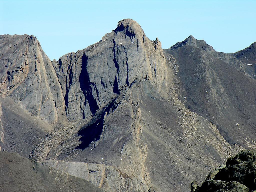 panorami dalla cima : Pic d'Asti (14-10-2007)
