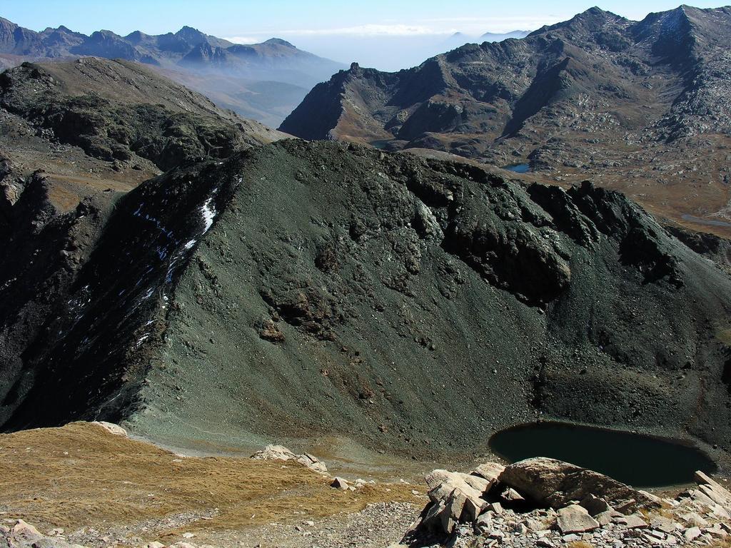 panorami dalla cima : Petite Tete Noire (14-10-2007)
