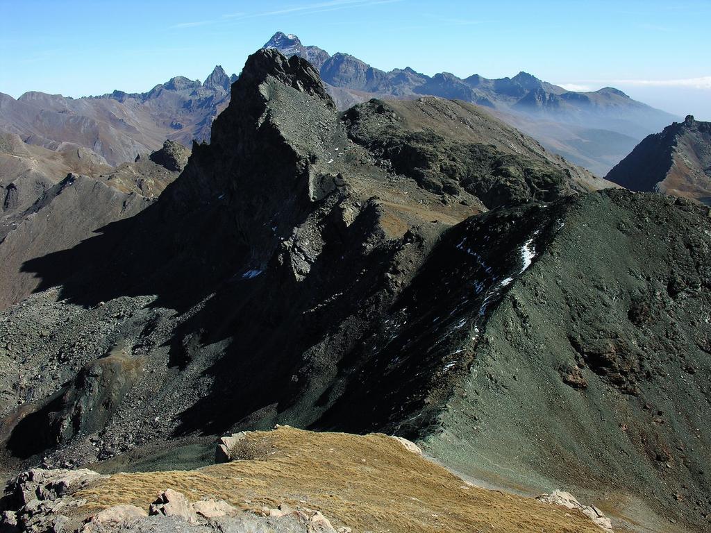 panorami dalla cima : Roc della Niera (14-10-2007)