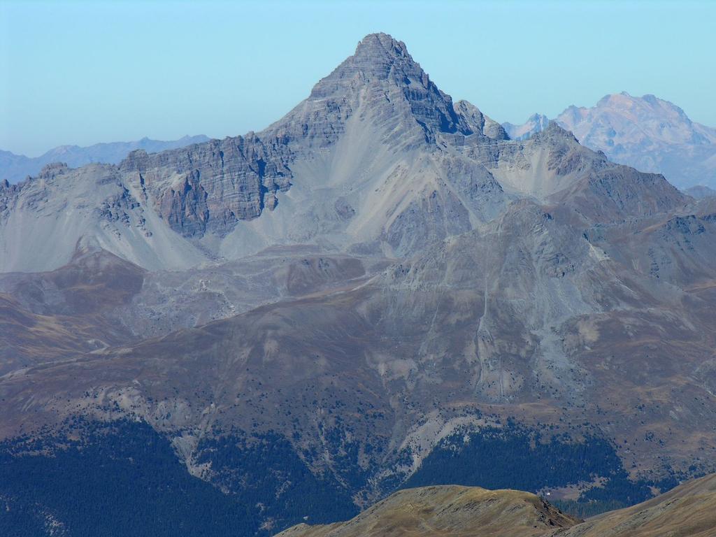panorami dalla cima : Pic de Rochebrune  (14-10-2007)