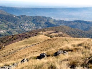 Da Cima Bossola: Vico Canavese e la Serra