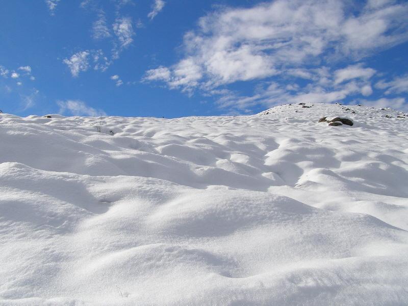 Onde di neve