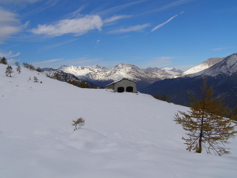 Pian dell'Orso, neve fino alla vita
