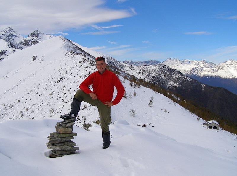 Da Punta dell'Orso al Monte Salancia