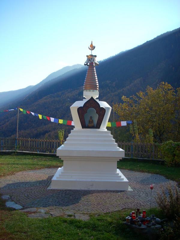 Bordo Comunità Buddista di 2007-11-02