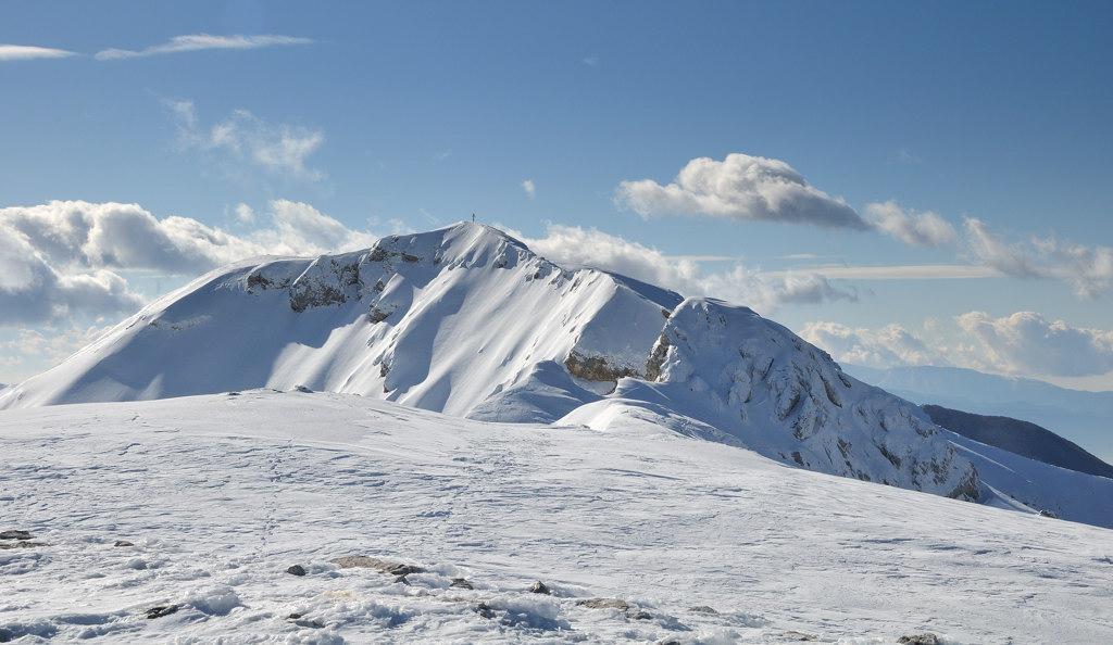 Viglio (Monte)da valico Serra S. Antonio-Discesa per la valle Fura 2015-02-11