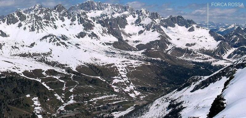 Rossa (Forca) quota 2490 m da Fuchiade 2007-07-30