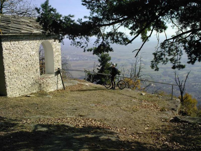 La Cappella della Madonna della Neve a Mte Muretto