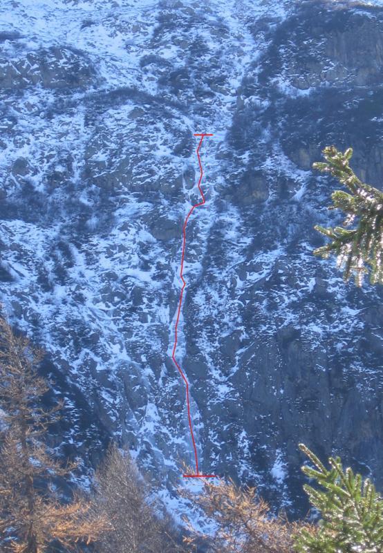 Castellaccio (Cascata del) 2007-11-11