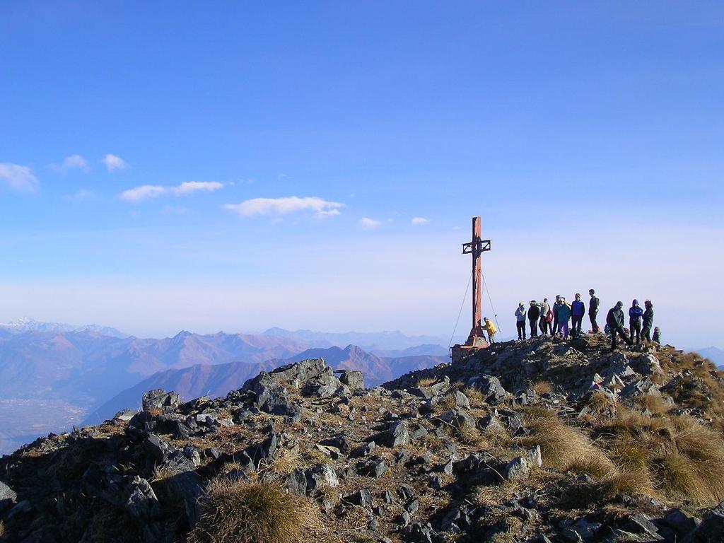 Chiacchere e nuove mete alpinistiche..
