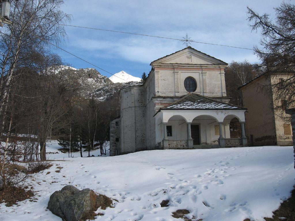 Chiesa di Trovinasse