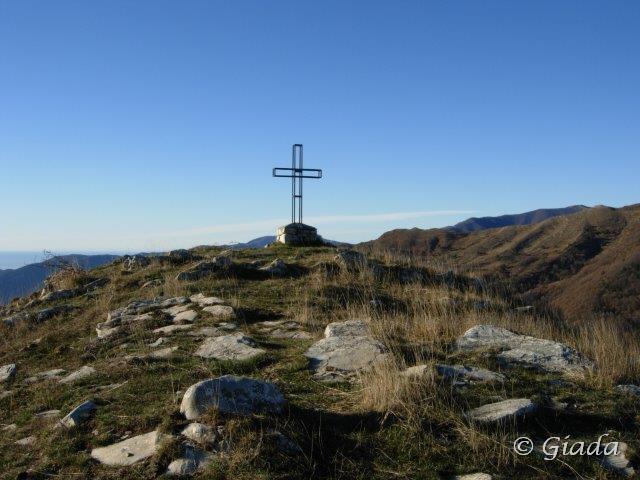 Sul Monte Albaspino