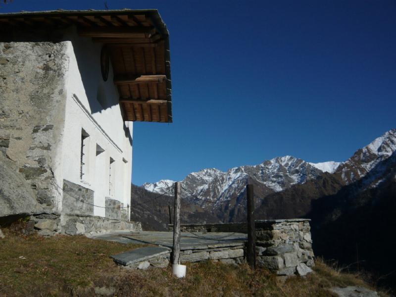 la chiesetta di andorina