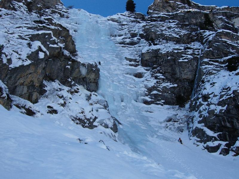 Madre della Val d'Avio (Cascata) 2007-12-15