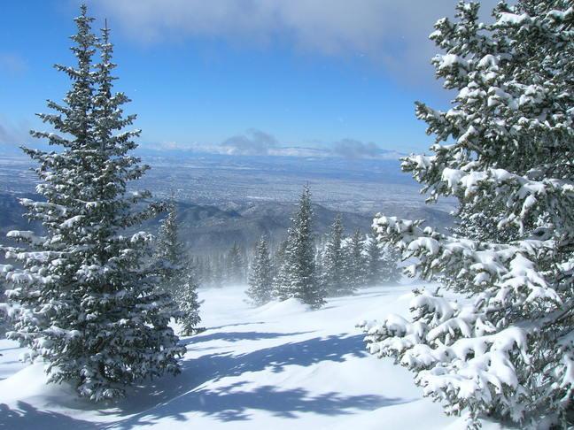 Tesuque peak Big Tesuque 2007-12-22