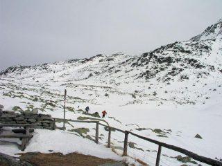 Parte finale dalla Seehutte