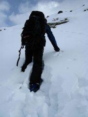 Luca si offre volontario e fa la traccia (30-12-2007)