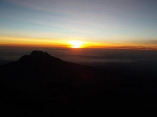 Un'alba magnifica!