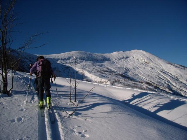 Maio e il Monte Birrone