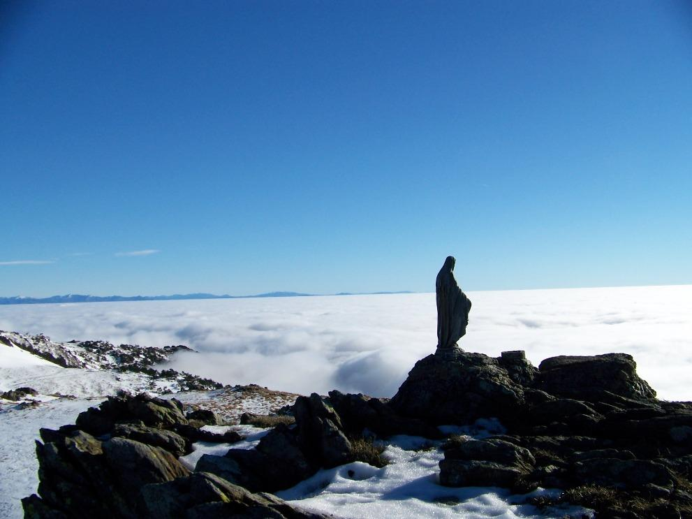 Damè (Bric) dal Faiallo per il Monte Reixa 2008-01-20