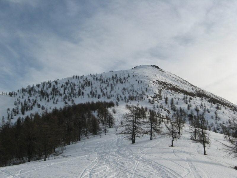 Monte Birrone dal colle Birrone
