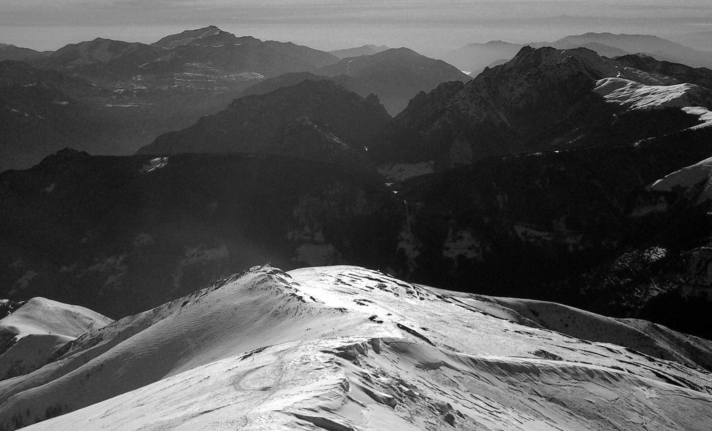 dalla cima Pianchette