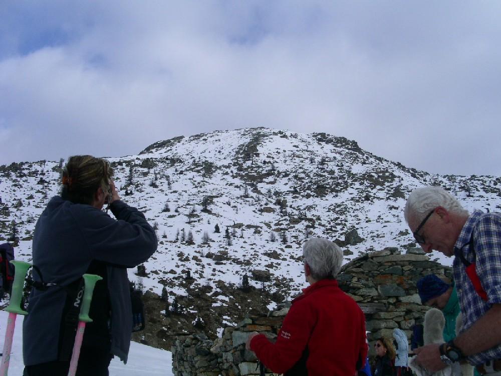 La cima dal Lago Muffé