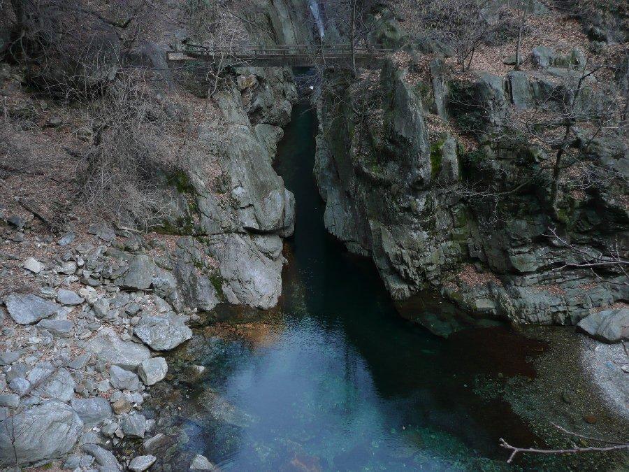 Gole del Rio Pogallo
