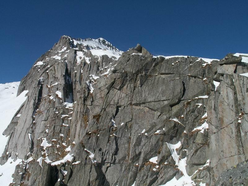 Creper Vac visto dal Passo delle Marmotte