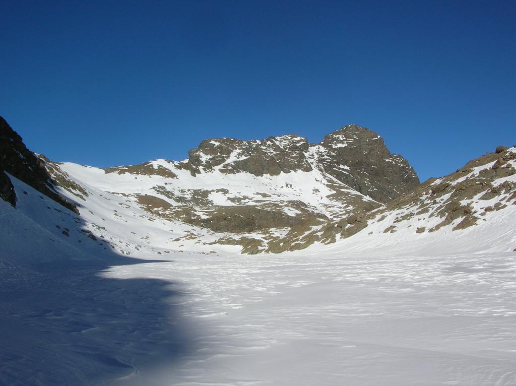 Il Lac Gelé e l' Avic.