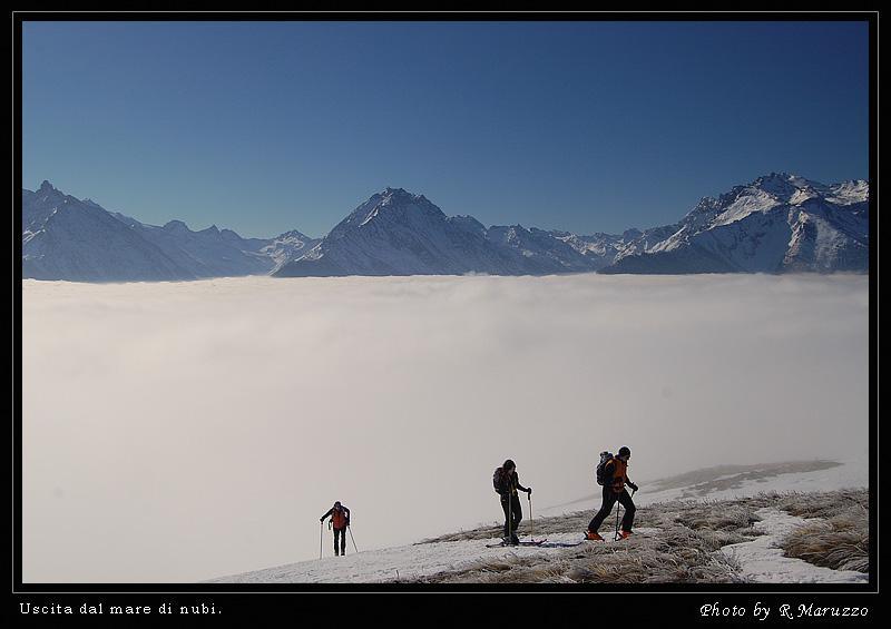 l'uscita dalle nebbie