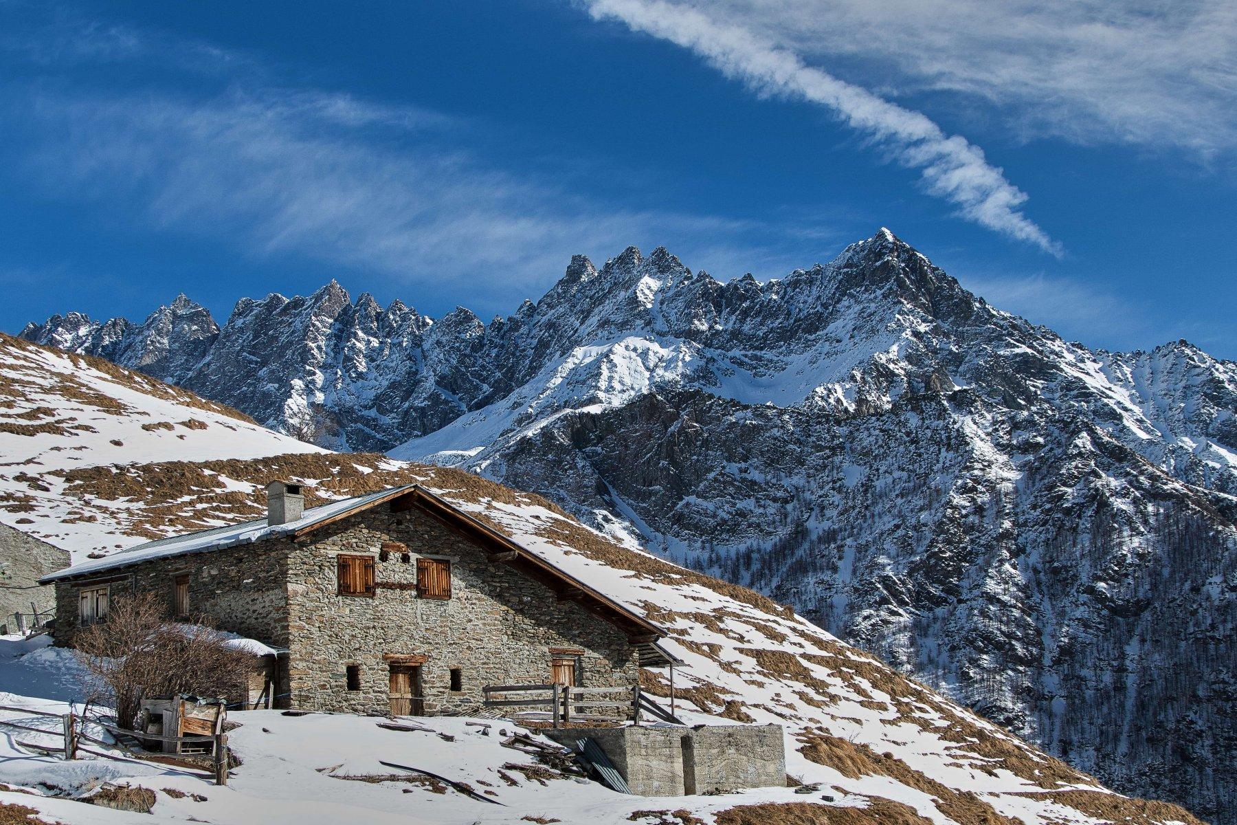 Valsorey (Col de) da Glacier 2020-03-20