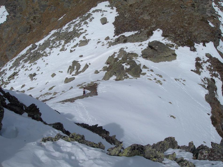 il colle dove ho lasciato gli sci