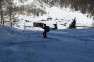 Arrivo all'alpe Barasson   I   On arrive à l'Alpage Barasson   I   Reaching the Barasson mountain pasture   I   Ankunft an der Alpe Barasson   I   Llegada al establo Barasson