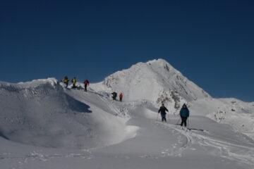 In vetta   I   Sur le sommet   I   On top   I   Am Gipfel   I   En la cumbre