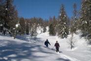 Discesa nel bosco   I   La descente dans la forêt   I   Going down in the wood   I   Abfahrt im Wald   I   Bajando por el bosque