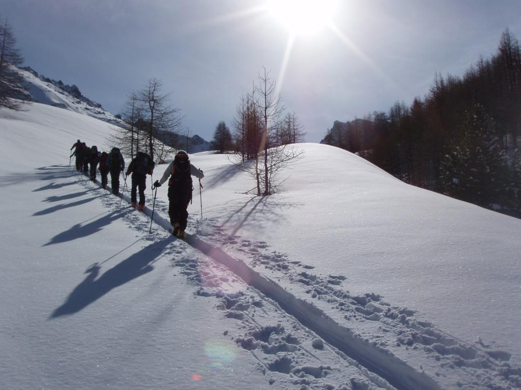 Incredibile ambiente invernale