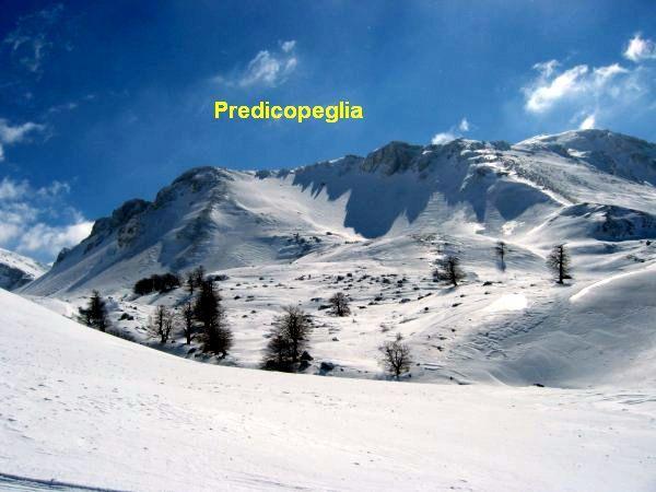 Forcellone (Monte) o Frosilone da Prati di Mezzo 2009-12-20