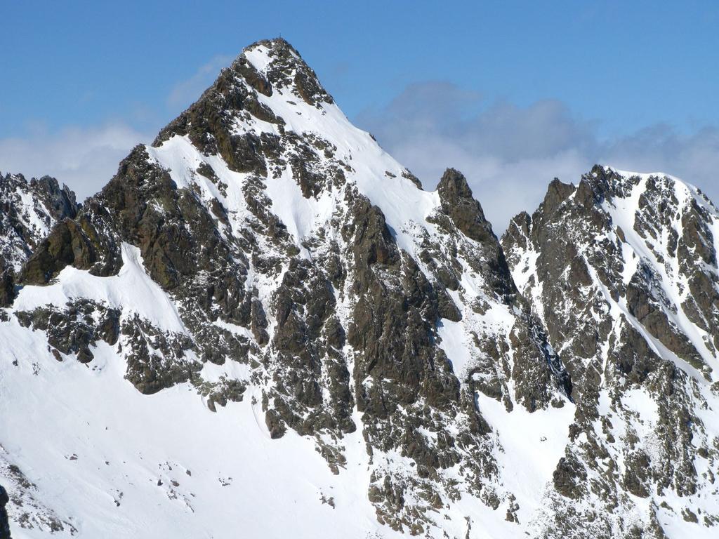 panorami dalla cima : Rocca Rossa m. 2995 (16-3-2008)