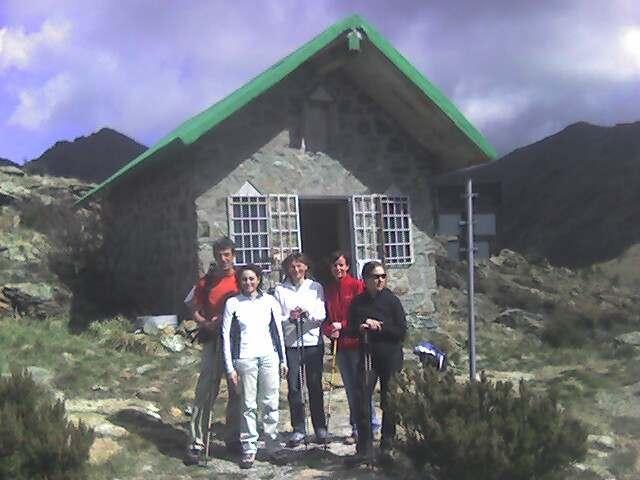 Baiarda (la) da Acquasanta, anello per il Masso del Ferrante 2008-03-24
