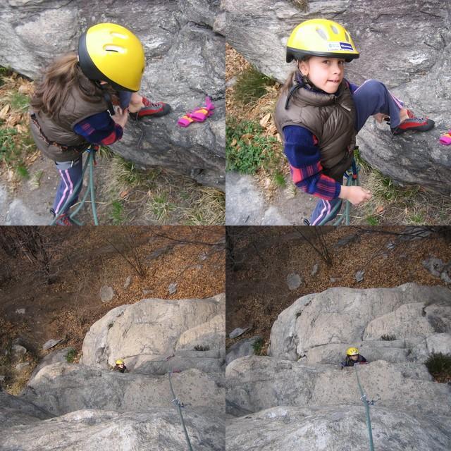 Giorgia climbingirl