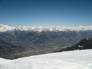 Verso Aosta