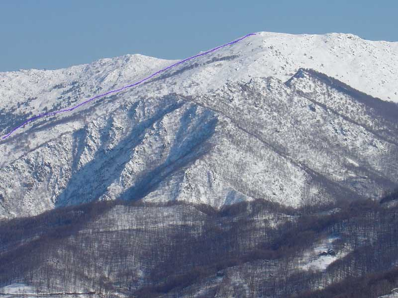 Colombano (Monte) da Toglie 2006-03-06