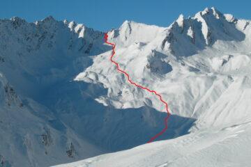 La seconda parte della salita   I   La deuxième partie de la montée   I   The second part of the ascent   I   Zweiter Teil des Aufstiegs   I   La segunda parte de la ascensión